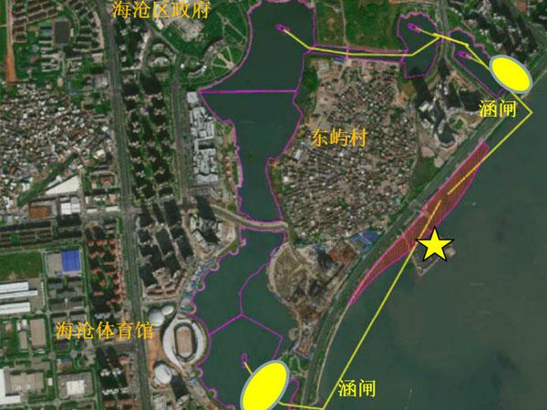海沧内湖清淤及配套工程淤泥干化处理项目