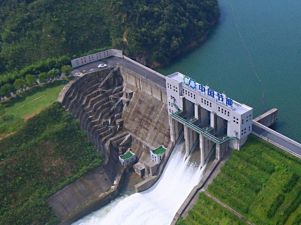 湖泊河流水库修复